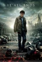 New Hp7 Part 2 Poster Harry by HarryPotter645