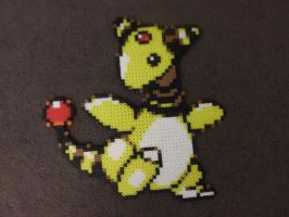 Ampharos by AshersAbsolution