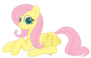 Fluttershy by LuckyNChance
