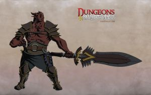 Dungeons and Randomness - Vallus by Tongman
