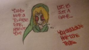 BEN Drowned by SuperRomanReigns