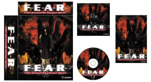 FEAR Package Design by o0Tron0o