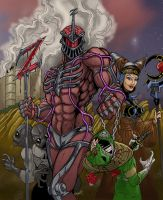 Lord Zedd by Draw4u