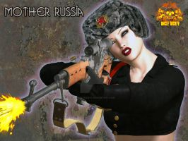 Mother Russia by UncleSickey