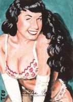 Bettie Page Private Coll. 5 by tdastick