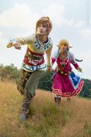 Skyward Sword - To an Adventure by Rei-Suzuki