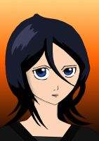 Rukia in the Sun 2 by Scout73