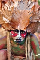 Dayak Krasak of Indonesia by nooreva