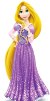 Updated Rapunzel by X-TURENT