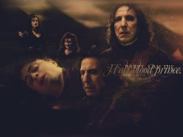The half blood prince by Hesavampire