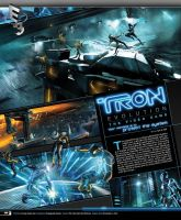 Tron - GameFan 03 by RobDuenas