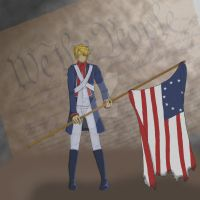 Alfred: Revolutionary War by Juxtapose100