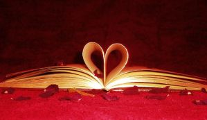 Book Love by Patheticnessness