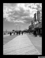 Only On The Boardwalk by reeses2150