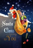 Santa Claus is Coming to You by C3nmt