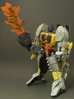 Grimlock Ultra Scale by Shinobitron