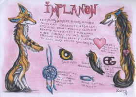 Implanon Reference Sheet by LittleSkrillexKid