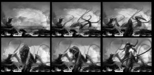 'The Kraken' Boards by JSMarantz