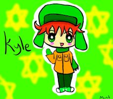 Chibi Kyle by HappyMintTea