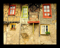 Windows by Arzuhan