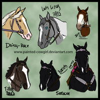 Windfall Mini Event Entries by painted-cowgirl