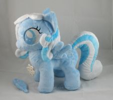Snowdrop Plush by LiLMoon
