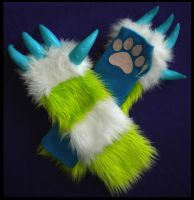 Monster Arm Warmers 5 by StuffItCreations