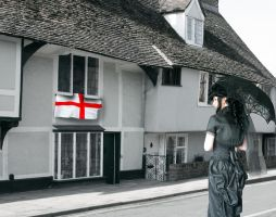 Still Proud to be English by cazcastalla