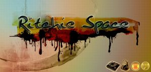 DJ Ritchie Space Banner by konsumer420