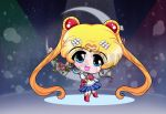 Chibi Sailor Moon (Crystal Version) by Paprika-Studios
