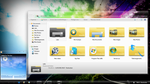 Windows Yellow folders reborn by sharkurban