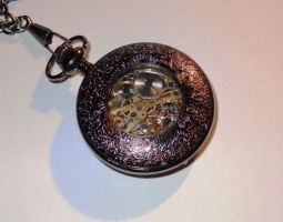 Pocket Watch (Back) by DarkShadowfax