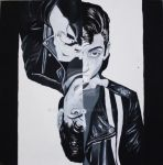 Alex Turner by twin-beaks