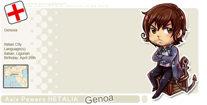 Genoa Profile by Xenelle