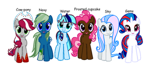 1 point MLP ADOPTS! (free for friends) by FrankinPoodle