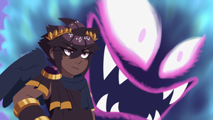 ''this here is dark pit.'' by zanui