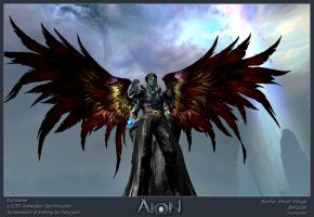 Rising Storm - AION by Neyjour