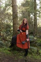 Woodland Archer 4 by IthiliamStock