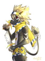 Anubis by Caindra