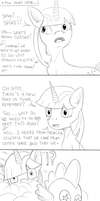 Flare on equestria [part 4] by Masdragonflare