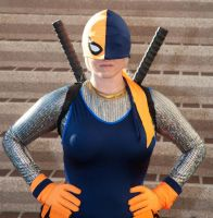 Rose Wilson Ravager 10 by ComicChic19