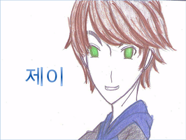 Ninjago Jay Anime Korean by Princess-Riko