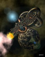 Fractal Engine by QuaCzar