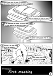 Empty book -Page1- by ultimatewino