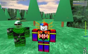 Me and My Bro On Roblox by AstroBoy122