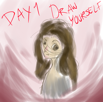 30 days thing - Day 1 by cleverlittleunicorn