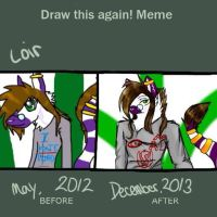 Draw this again! Meme - 2012-2013 by HesperCambrie