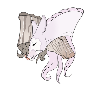 Two Steps from Hell x Wisteria | HARPG Breeding by Wild-Fawnz