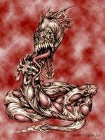 Carrion Snake by nachtwulf
