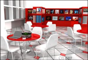 Library by ridwan
